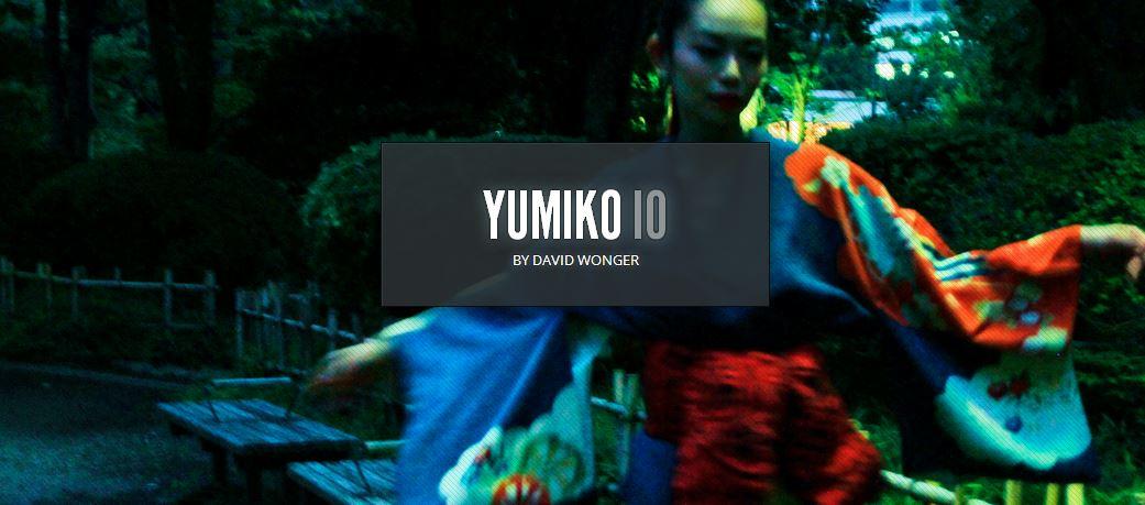 Yumiko Io by David Wonger